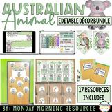Native Australian Animal Resource Bundle