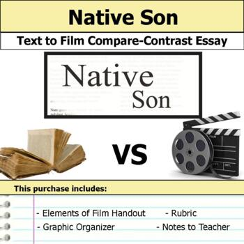 Native Son - Text to Film Essay