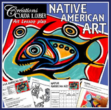 Native American Art: Art Lesson for Kids