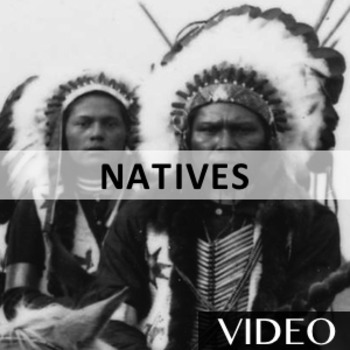 Natives - Native American Life Rap Video [3:01]