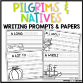 Natives & Pilgrims Writing Prompts & Papers