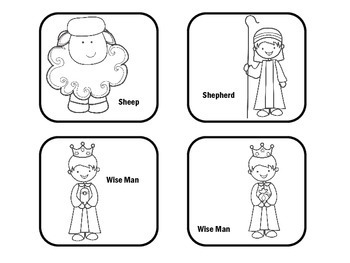Christmas Craft | Nativity Craft | Christmas Night Craft