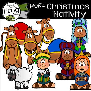 Christmas Nativity Holiday Pack