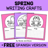 Spring Writing Prompt Crafts