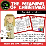 Nativity - 5 Week Unit for Early Childhood