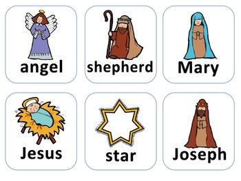 Nativity Activities Bundle