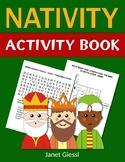Nativity Activity Book