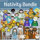 Nativity Clip Art Bundle