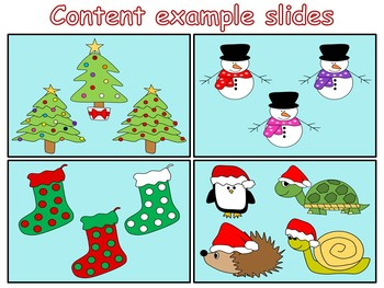 Christmas Clipart (95 high resolution images)