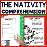 Christmas Nativity Reading Comprehension Passages and Questions