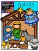 Nativity Clipart {Creative Clips Clipart}