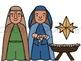 Nativity Digital Clip Art Set