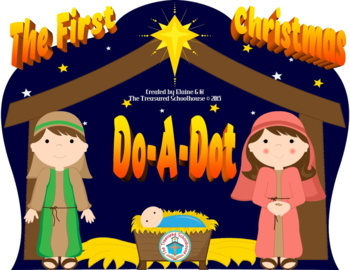 Nativity Do-A-Dots