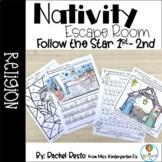 Nativity Escape Room 1st & 2nd grade