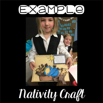 Free Nativity Activities