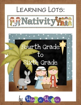 Nativity Games and Activities for Fourth, Fifth and Sixth grades
