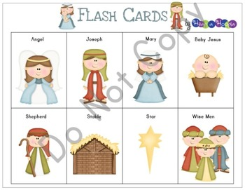 Nativity Games and Activities for Preschool through Sixth Grade