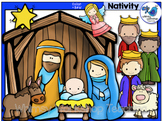 Nativity Graphics - Whimsy Workshop Teaching
