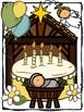 """Nativity """"HAPPY BIRTHDAY JESUS!""""  and Writing Activity"""