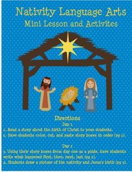 Nativity Language Arts