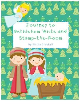 Journey to Bethlehem Literacy Center Activities!