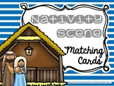 Nativity Matching Activity
