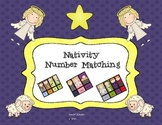 Nativity Number Matching 0 - 10