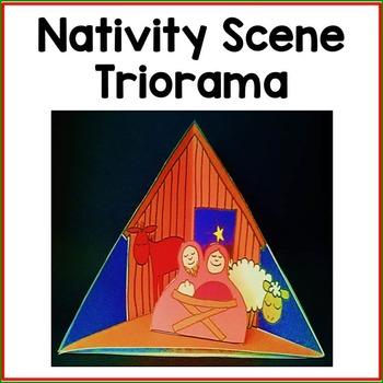 Birth of Christ (Christmas) Bible Craft