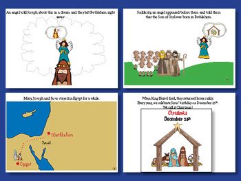 Nativity Social Studies - History for Pre-K and Kindergarten