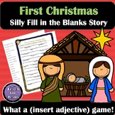 Christmas Story Fill in the Blanks Game