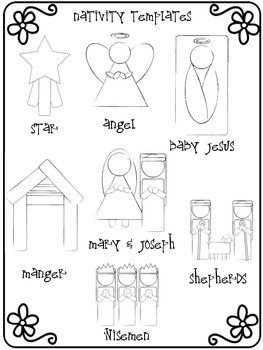 Nativity Templates