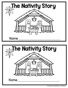 Nativity - The Christmas Story and Nativity Activities