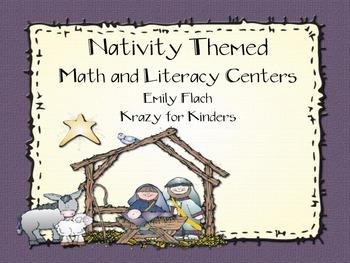 Nativity Themed Stations