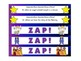 Nativity ZAP! Identifying Independent Clauses, Dependent Clauses, and Phrases