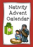 CHRISTMAS: Nativity activities for Advent - Colouring sheets, booklets & display