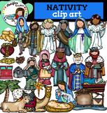 Nativity clip art- 47 graphics!