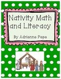 Nativity/Bible Math and Literacy Activities