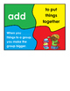 National Geographic Reach for Reading Academic Vocab Puzzles: Grade 2 - Unit 6