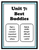 National Geographic Reach for Reading Academic Vocab Puzzles: Grade 2 - Unit 7