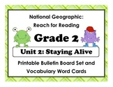 National Geographic Reach-Reading: Grade 2 - Unit 2 Bullet
