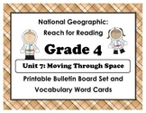 National Geographic Reach-Reading: Grade 4 - Unit 7 Bullet
