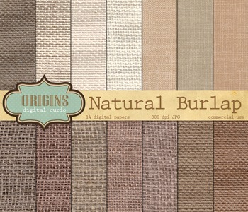 picture relating to Printable Burlap Paper known as Organic Burlap Electronic Paper, sbook texture printable jute fabric backgrounds