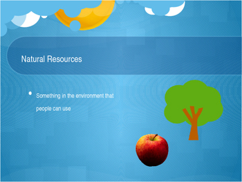 Natural, Capital, and Human Resources