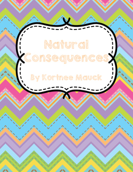 Natural Consequences Learning Bundle
