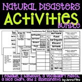 Natural Disaster Activities and Assessments