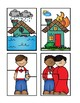 Disaster & Community Helpers Matching Cards