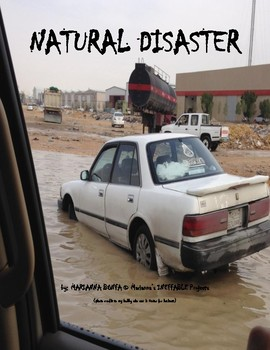 Natural Disaster Bundle- lesson plan with many activities and written assessment