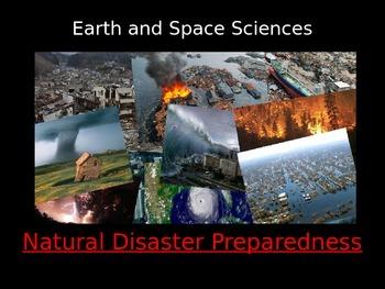 Natural Disaster Preparedness power point presentation