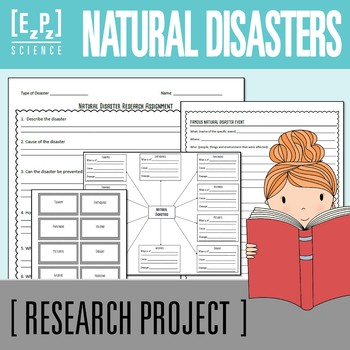 Natural Disasters Research and Presentation Project