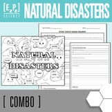 Natural Disaster Seek and Find  Science &  Research/ Prese